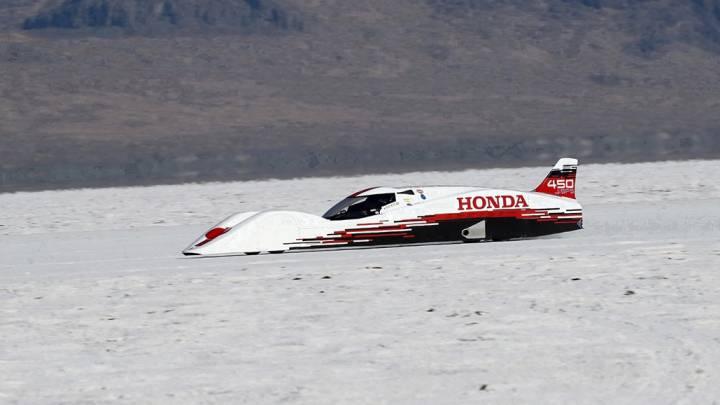 ¿Falta punta en McLaren? Honda bate un récord de velocidad