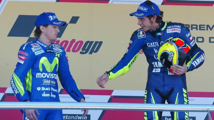 Rossi y sus piques con los españoles: de Sete a Lorenzo