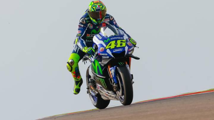 """Rossi: """"Lorenzo y yo estamos mejor que en 2009 y 2010"""""""