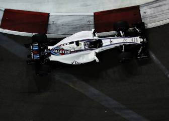 Williams no se centra en Force India: