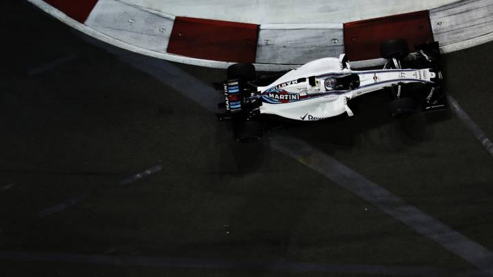 """Williams no quiere centrarse en Force India: """"Sería un gran error"""""""