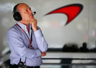 Ron Dennis dejaría McLaren si no consigue un patrocinador