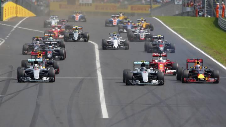 """Mercedes: """"No hay solución para el problema de las salidas"""""""