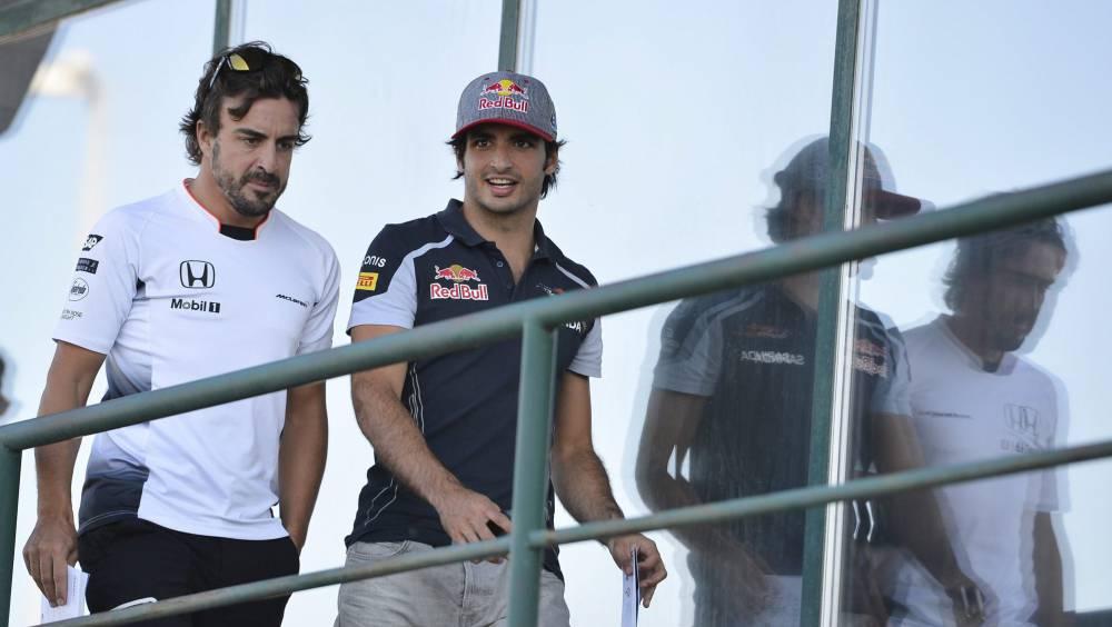 Honda da un toque a McLaren por el chasis de Toro Rosso