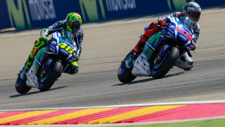 """Rossi: """"Estoy decepcionado con ese error en la frenada"""""""