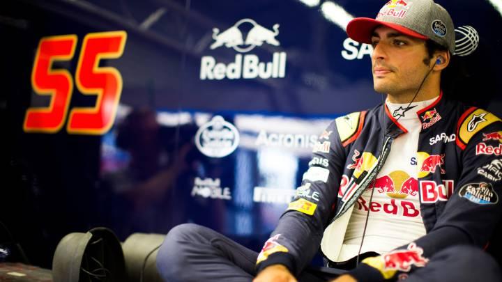Red Bull y Toro Rosso no dejarán que Sainz se marche a Renault