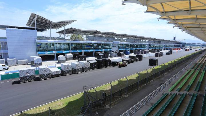 La F1 llega a un 'nuevo' Sepang: cambian el 60% de sus curvas