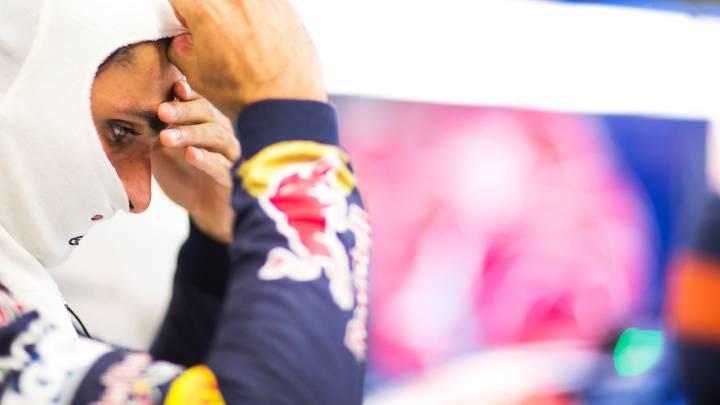 """Sainz: """"En 2015, 64ºC en la pista, pero Singapur es más duro"""""""