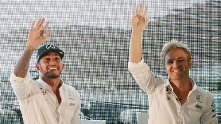 """Advertencia a Rosberg: """"No debe subestimar a Hamilton"""""""