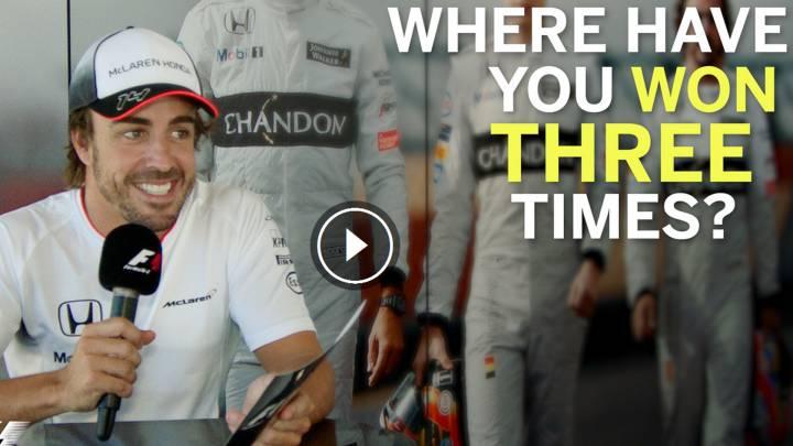 """Alonso: """"¿Siete campeones con McLaren? Falta el octavo"""""""