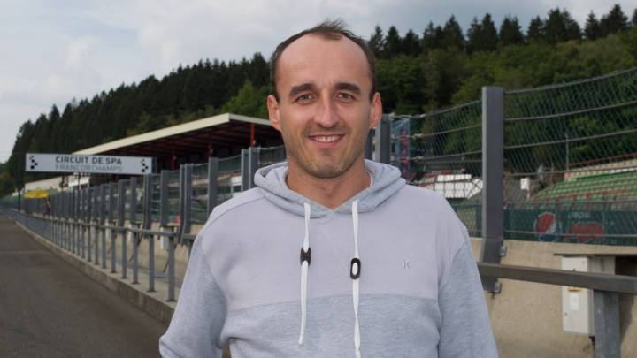 "Robert Kubica: ""Al 90% volveré a correr en circuitos en 2017"""