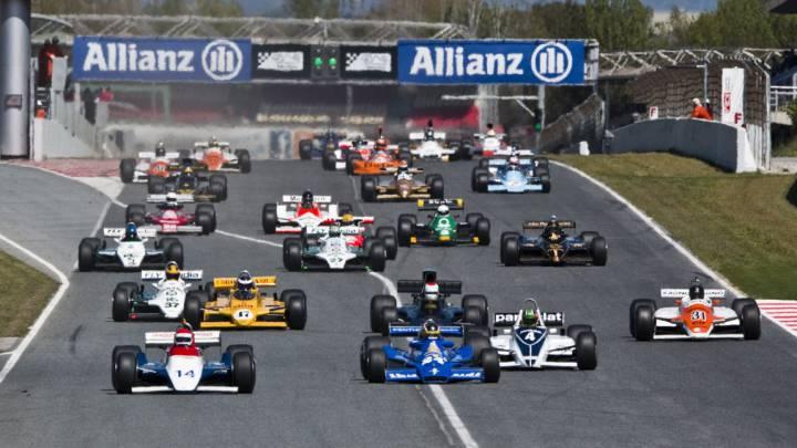 Williams, Lotus y otras joyas que brillarán en Madrid