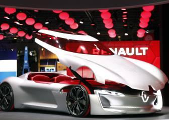 Las grandes novedades del Salón del Automóvil de París