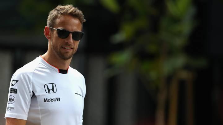 """Button: """"Nunca pensé que iba a disputar 300 GP en Fórmula 1"""""""