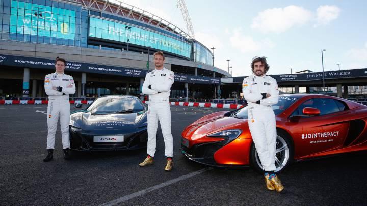 ¿Quién es el mejor compañero para Fernando Alonso?