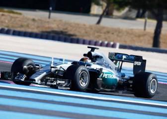El coche más largo. ¿Nuevo truco de Mercedes para 2017?
