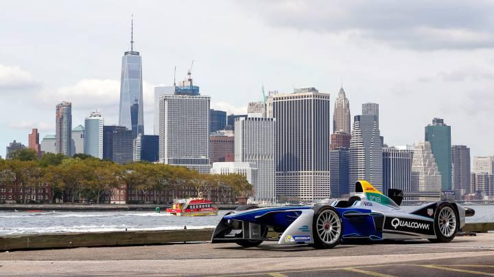 McLaren suministrará las baterías a la F-E a partir de 2018