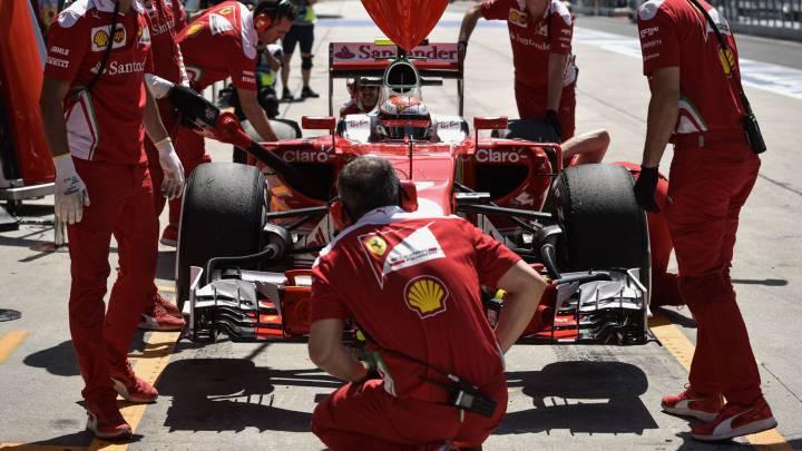 """Ferrari: """"Hay que seguir teniendo paciencia y no entrar en pánico"""""""
