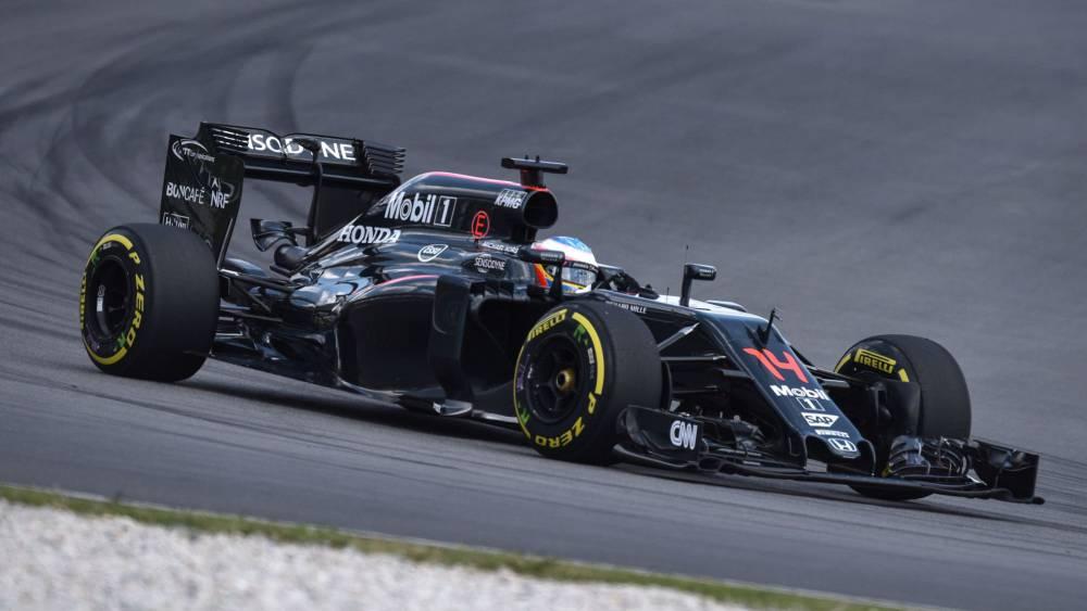 Honda acerca a Alonso a la cabeza con Hamilton primero