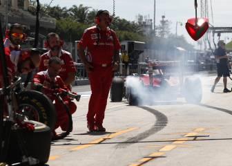 Vettel apuesta fuerte: