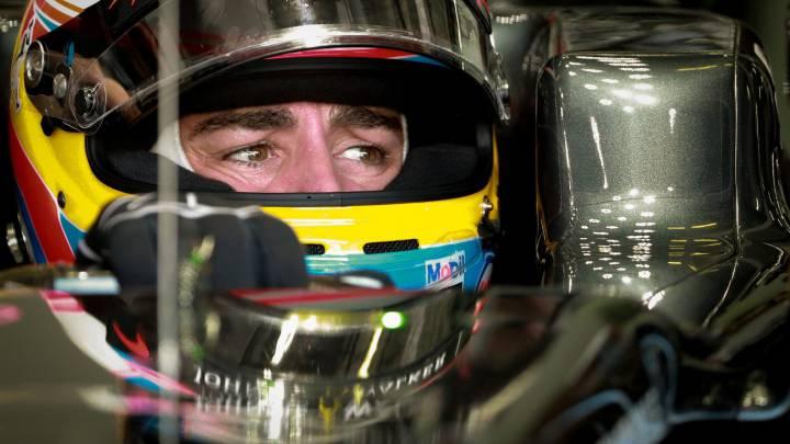 Alonso no utilizará el motor nuevo de Honda en la carrera