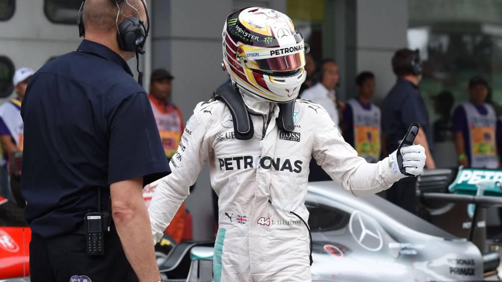 La perfección de Hamilton y la esperanza del último, Alonso