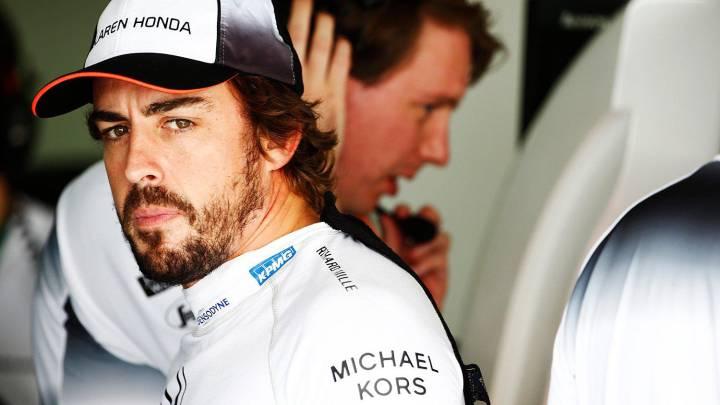 """Alonso: """"Necesitaremos ayuda para remontar 12 puestos"""""""