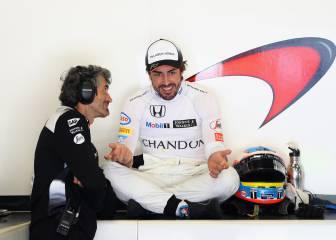 Alonso tranquiliza: