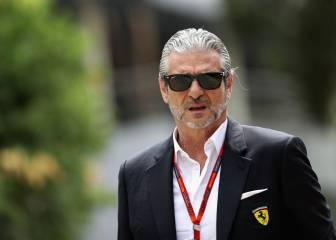"""""""Necesitamos los coches en la pista"""", toque de Ferrari a Vettel"""
