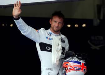 Las 300 de Button: de Williams a McLaren siendo rey en 2009