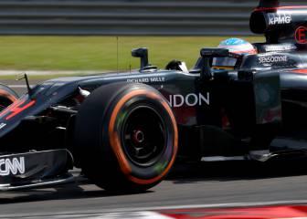 McLaren Honda: el Top 5 con Alonso, objetivo para Japón