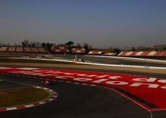 Test de 2017: Red Bull prefiere Montmeló y Mercedes, Bahrein