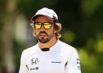 Alonso rebaja las expectativas: puntos, objetivo para Suzuka