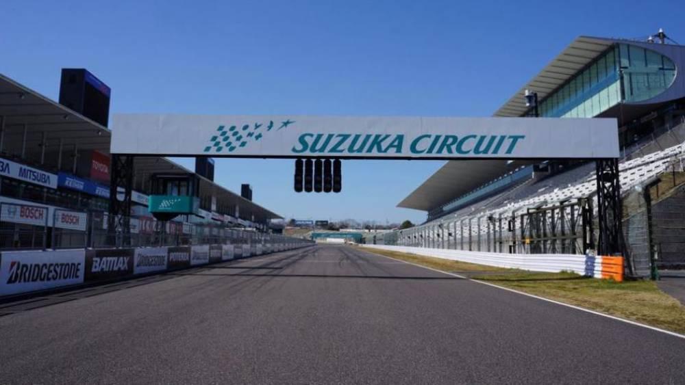 Resultado de imagen de circuito de suzuka