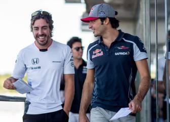 Sainz a Alonso: