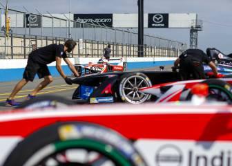 La Fórmula E estrena su tercera temporada en Hong Kong