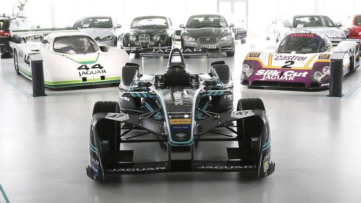 Jaguar vuelve a la competición 12 años después de dejar la F1