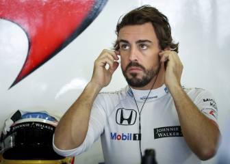 """Alonso: """"¿Lluvia? Veremos, pero estaré rozando la Q3"""""""