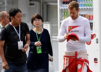 """""""Vettel no es la solución, debe ganarse el sueldo"""", dice Ferrari"""