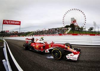GP de Japón 2016 F1: resumen de la clasificación en Suzuka