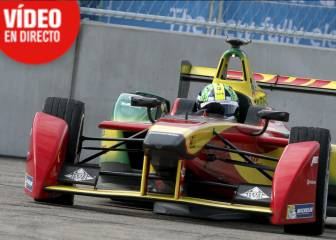 En directo: sigue el ePrix de Fórmula E desde Hong Kong