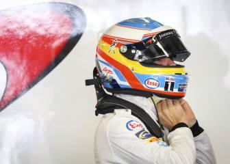 Alonso, decepcionado: