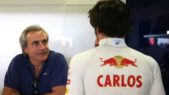 """Carlos Sainz Sr: """"Mi hijo tenía decidido irse a Renault"""""""