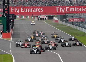 Uno por uno del GP de Japón