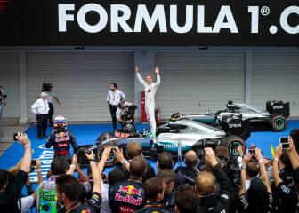 5 razones por las que Rosberg se ha crecido ante Hamilton