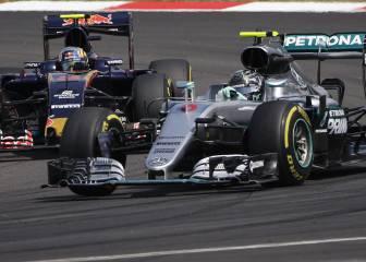 """Nico Rosberg: """"Carlos Sainz es tan bueno como Verstappen"""""""