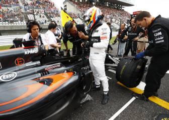 McLaren confía en Honda:
