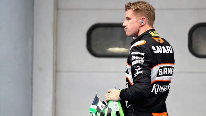 Renault reconoce su interés por Hulkenberg para 2017