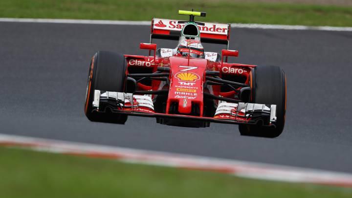 """""""Hay clima de terror en Ferrari"""""""