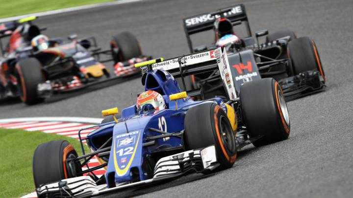 McLaren: el alerón delantero, la guinda del desastre de Japón